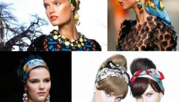 Платок-чалма: как и с чем носить этот аксессуар
