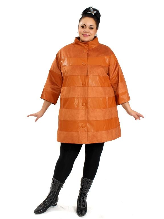 Лучший покрой весенних курток для полных девушек