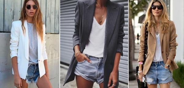 Как правильно носить шорты девушкам за 30