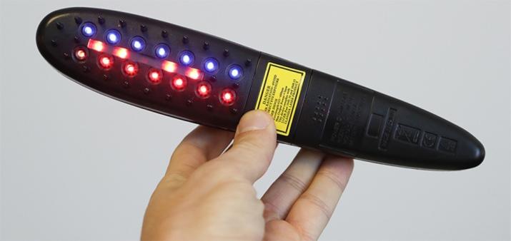 Лазерная расческа