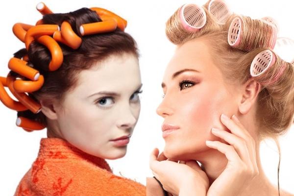 Как не стоит накручивать волосы на бигуди: худшие варианты