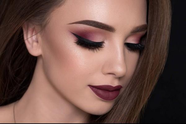 Основные правила модного макияжа