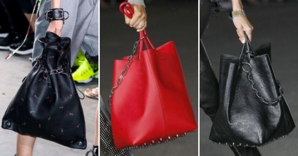 Какие сумки станут неактуальны этой весной
