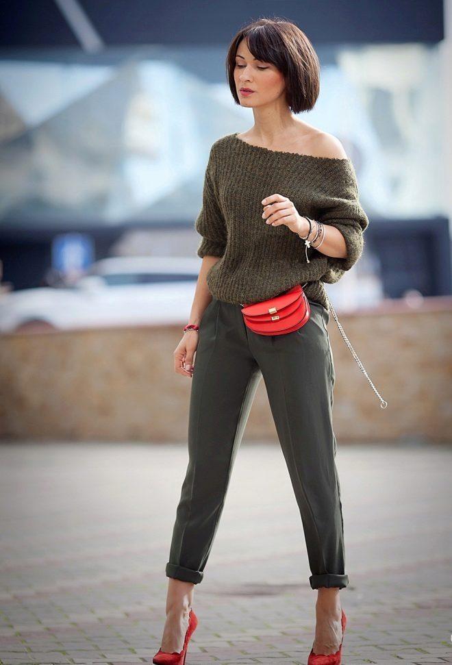 Офисные брюки: варианты моделей для повседневного делового стиля