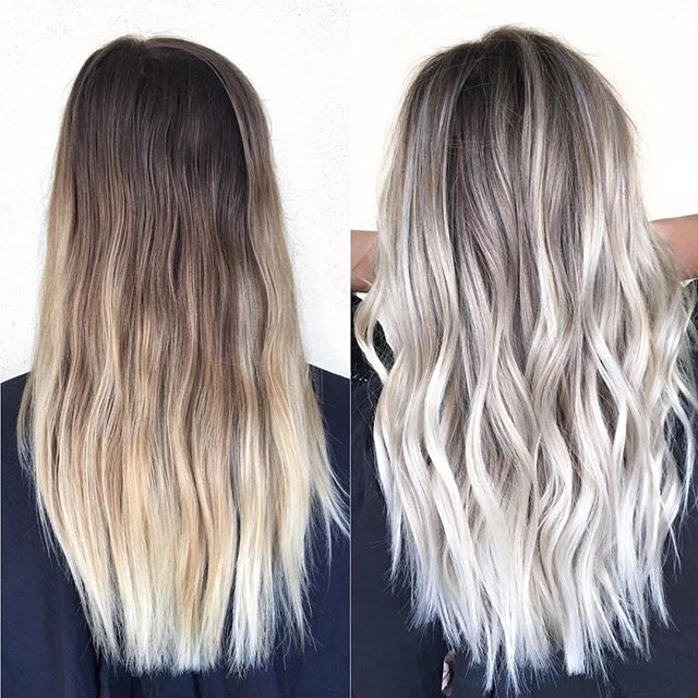 Прикосновение цвета: кому пойдет окрашивание волос в стиле airtouch