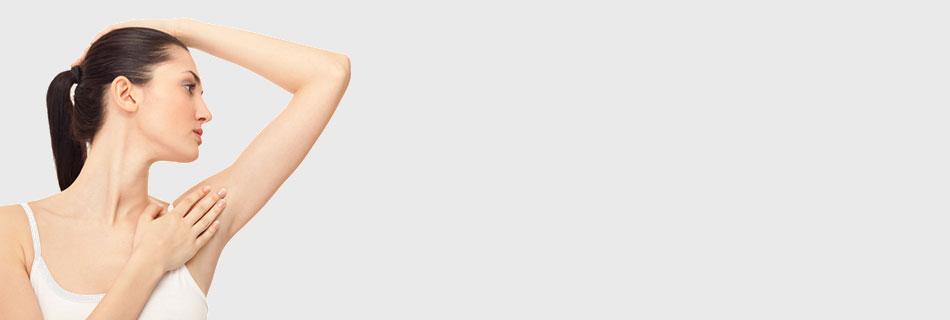 Как с помощью косметолога решить проблему потливости