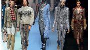 Как правильно выбирать одежду с модным принтом змеиная кожа