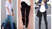 Как выбрать стройнящий покрой брюк на полную фигуру