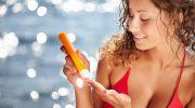Как подобрать SPF-фильтр для лица в солнечную погоду