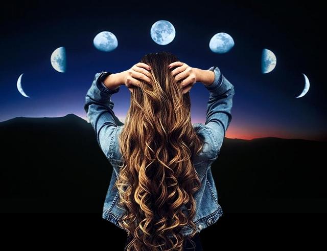 Особенности лунного календаря для стрижки волос