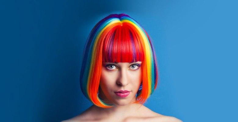 Чем покрасить волосы на один выход