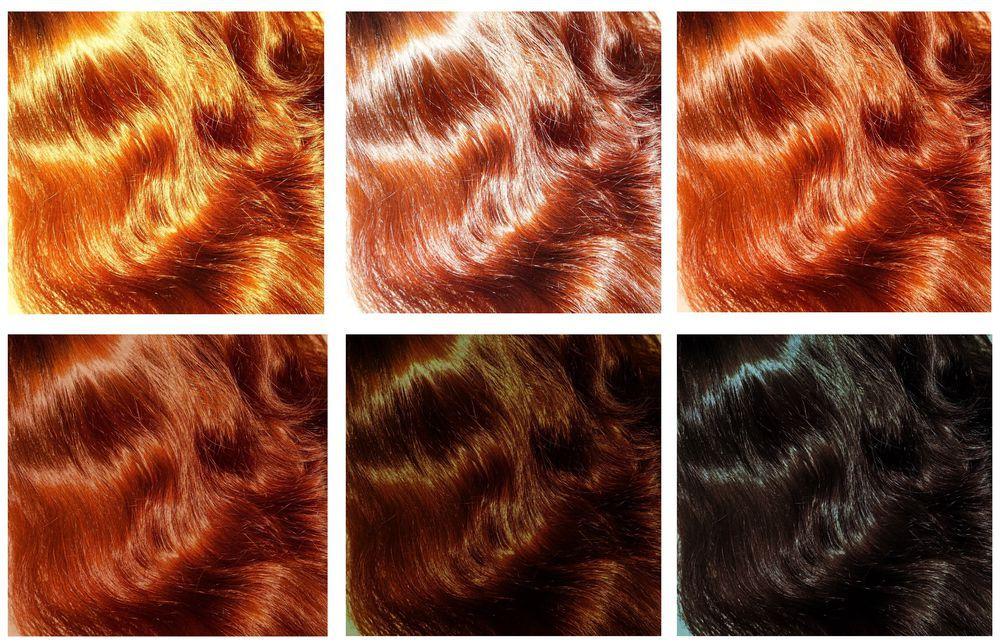Как смыть цвет волос, которые были окрашены хною