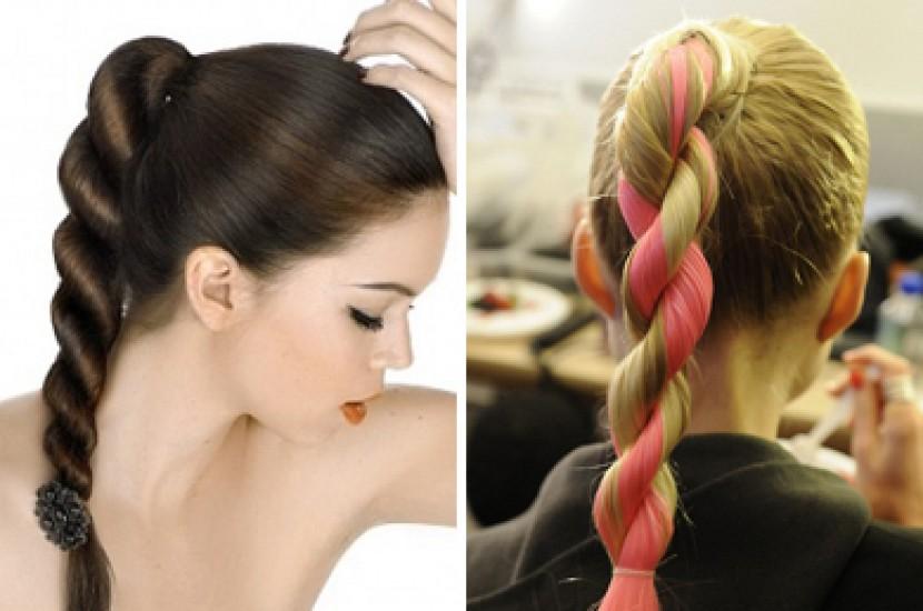 5 причёсок с косами, которые актуальны в любом возрасте