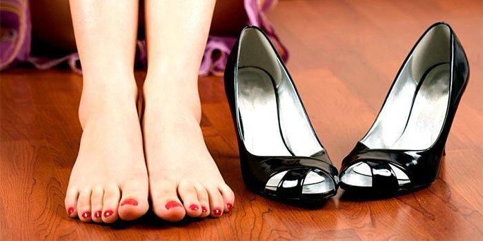Как избежать мозолей и натоптышей в новой обуви