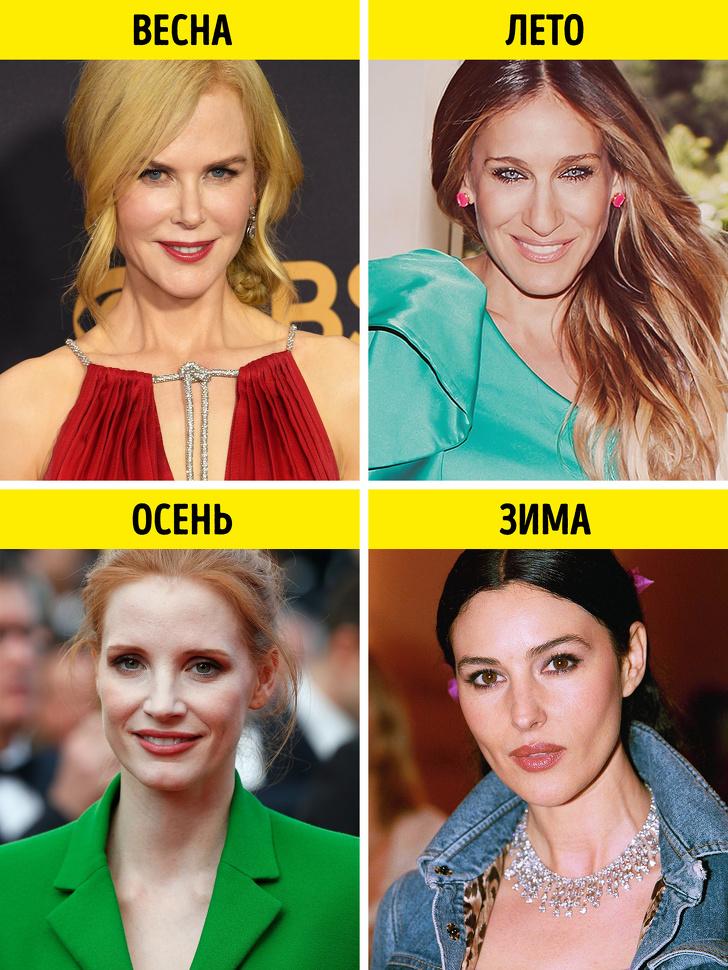 5 мифов о цветотипе женщин, которые сбивают с толку