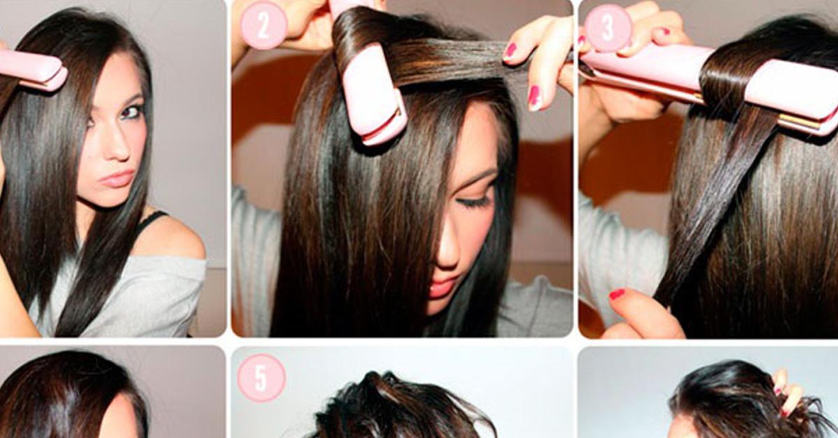 Почему не получается красиво накрутить волосы стайлером