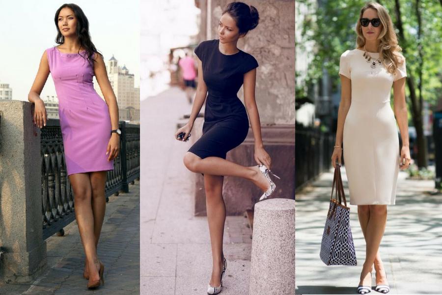 Как подобрать обувь под платье-миди и не «срезать» рост