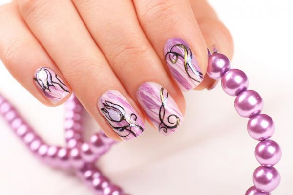 Простые рисунки на ногтях, с которыми справится даже новичок в маникюре