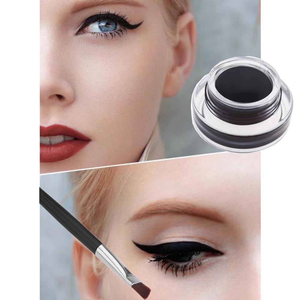 Чем хороши гелевые подводки для макияжа глаз