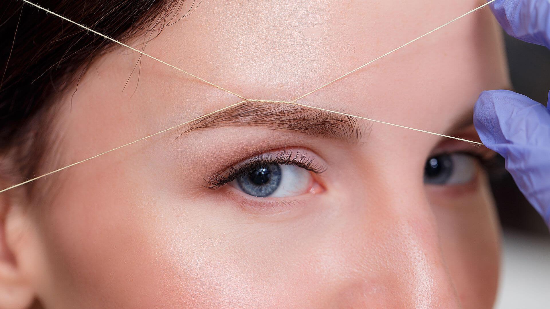 Что такое тридинг: удаляем волосы с лица надёжно и аккуратно