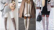 10 советов как одеваться высоким девушкам