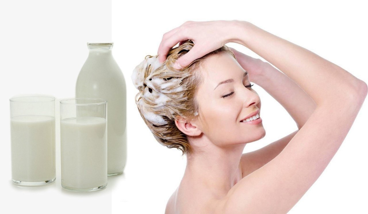 Как вывести с волос оттеночный шампунь
