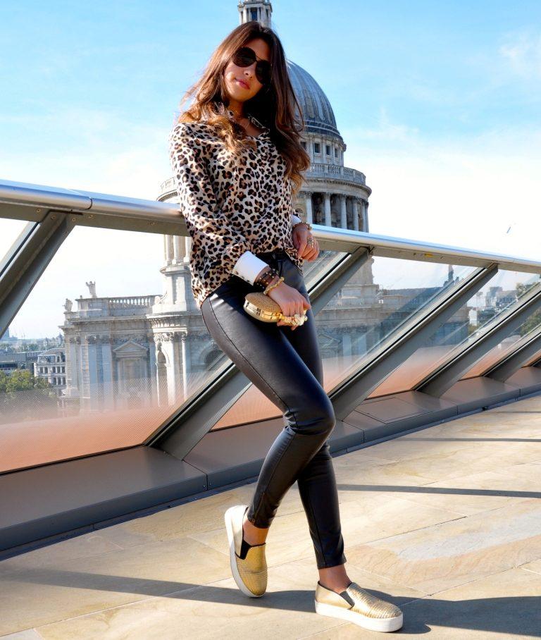 5 советов как подобрать идеальную обувь под леггинсы