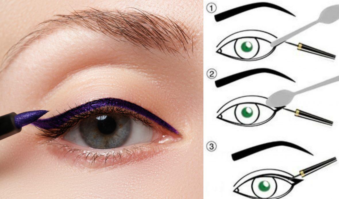 Правильно рисуем стрелки на глазах: где они уместны, а где лучше отказаться