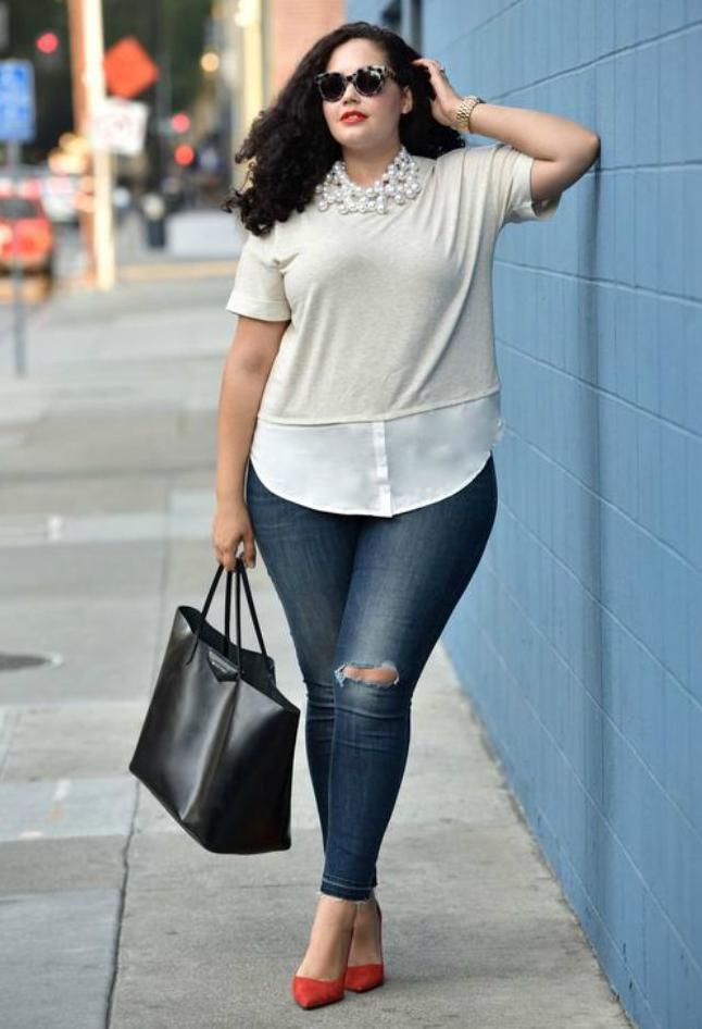 Какие брюки не стоит брать полным женщинам и на что их заменить