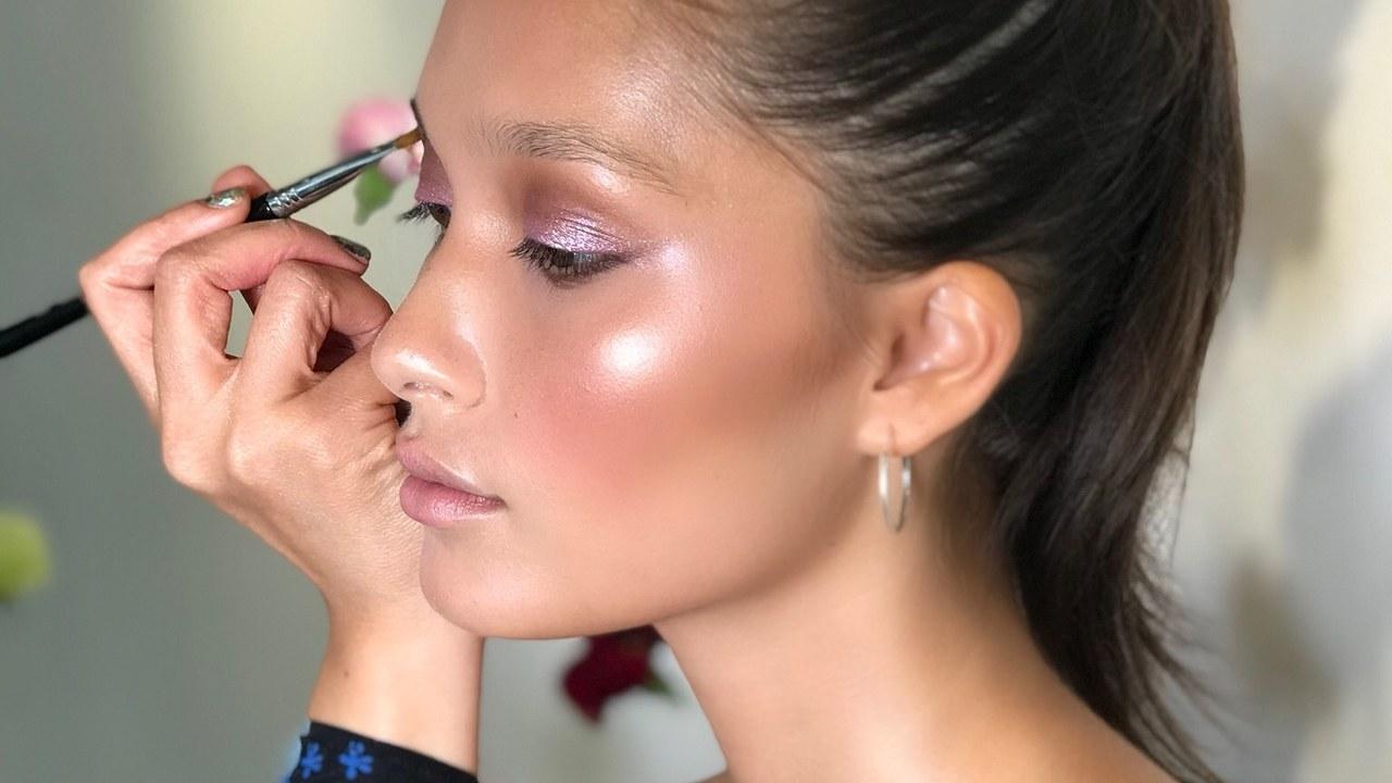 Glass Skean: новая тенденция макияжа, которая свела с ума полмира