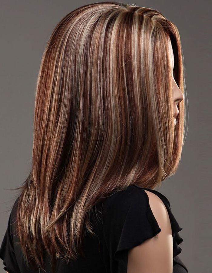 Как изменить цвет волос, чтобы выглядеть моложе