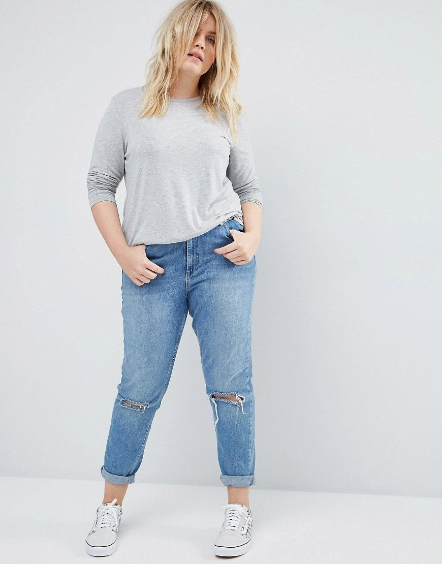 Какие модные брюки скроют недостатки полной фигуры