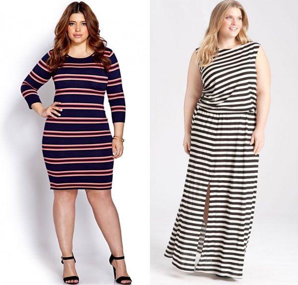 Какую одежду не стоит носить женщинам размера плюс