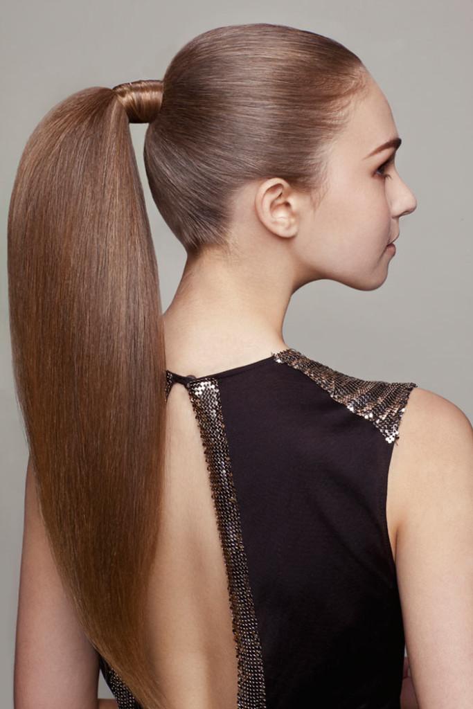 Укладка волос, ставшая антитрендом в 2019 году