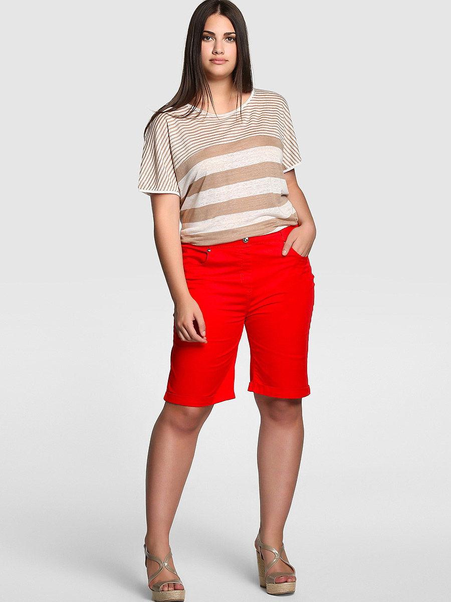 Как носить шорты этой осенью женщине за 40 и не выглядеть пошло