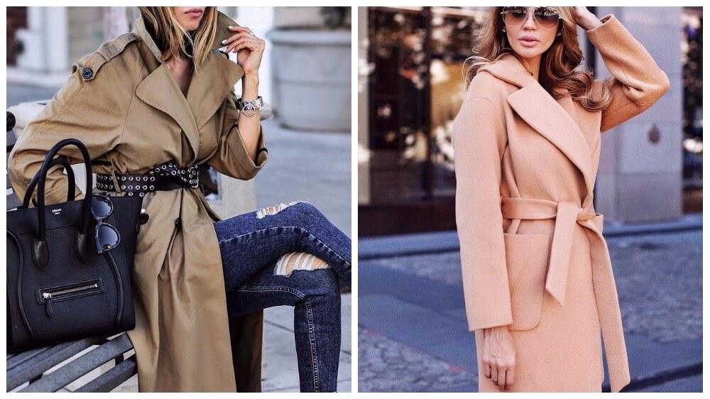 Как правильно носить ремень с верхней одеждой. 5 стильных примеров