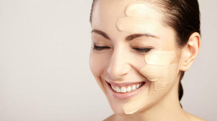 Как наносить тональный крем, чтобы не было эффекта накладной маски