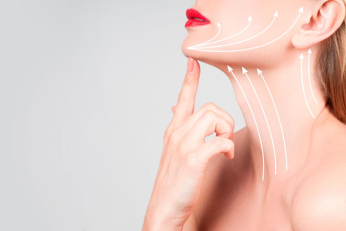 Как сделать кожу шеи более подтянутой и упругой в домашних условиях