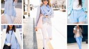10 оттенков одежды, которые зрительно молодят лицо