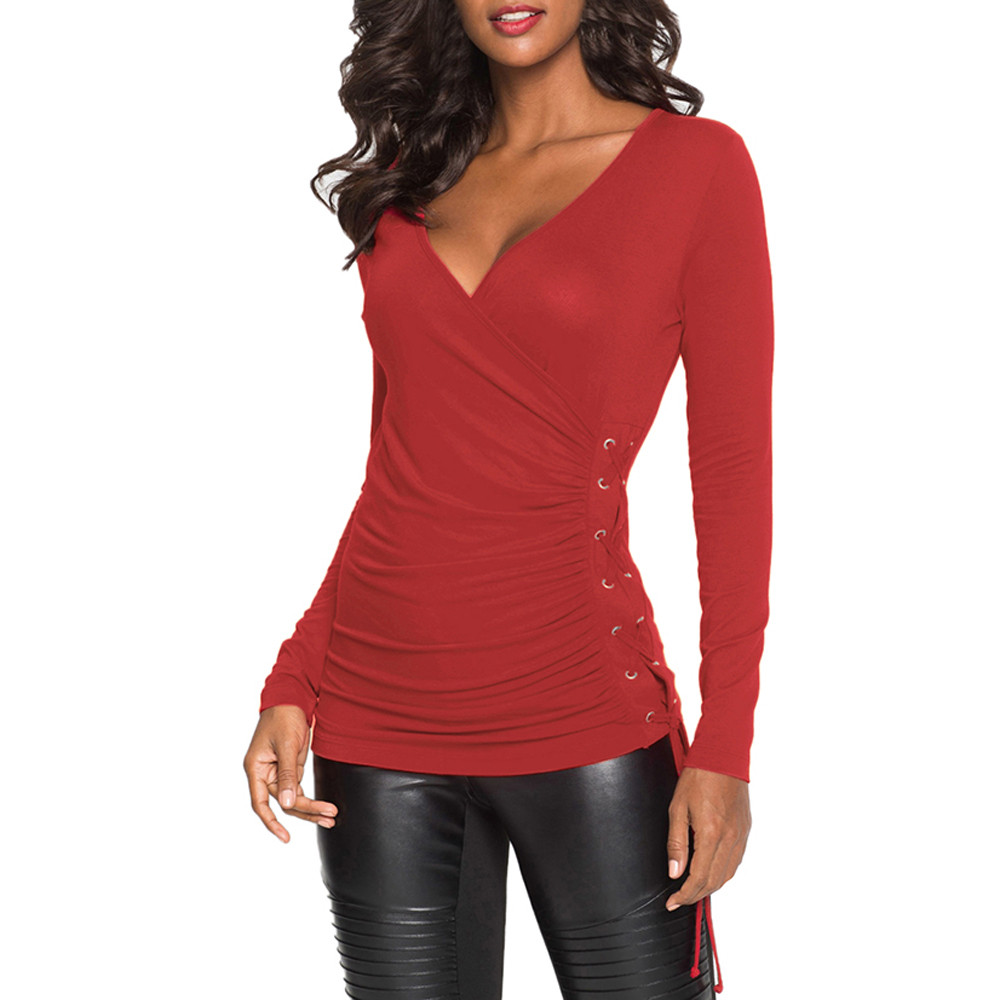 Какие блузы не стоит носить женщинам с массивным верхом и большой грудью