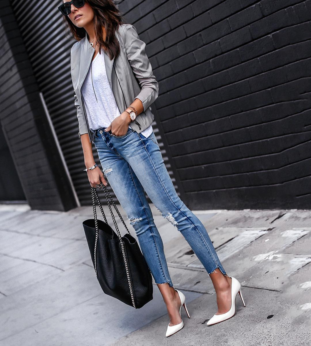 5 вещей гардероба, которые никогда не выйдут из моды