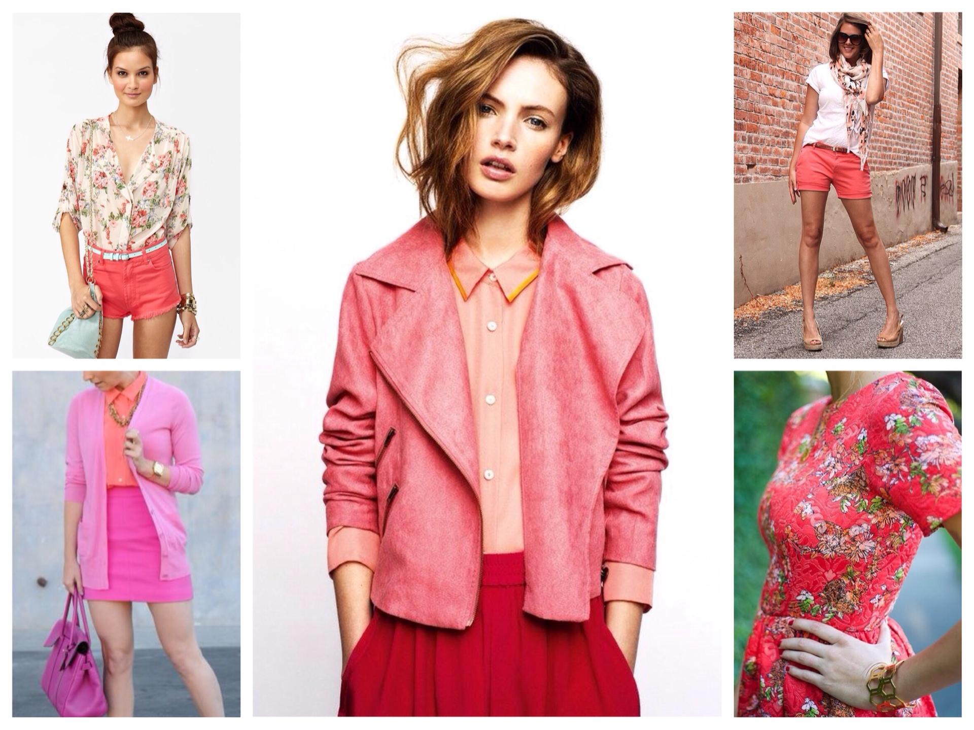 11 самых актуальных оттенков в одежде этого года по версии Panton