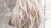 Как правильно подобранный цвет волос освежит и омолодит лицо. 7 примеров