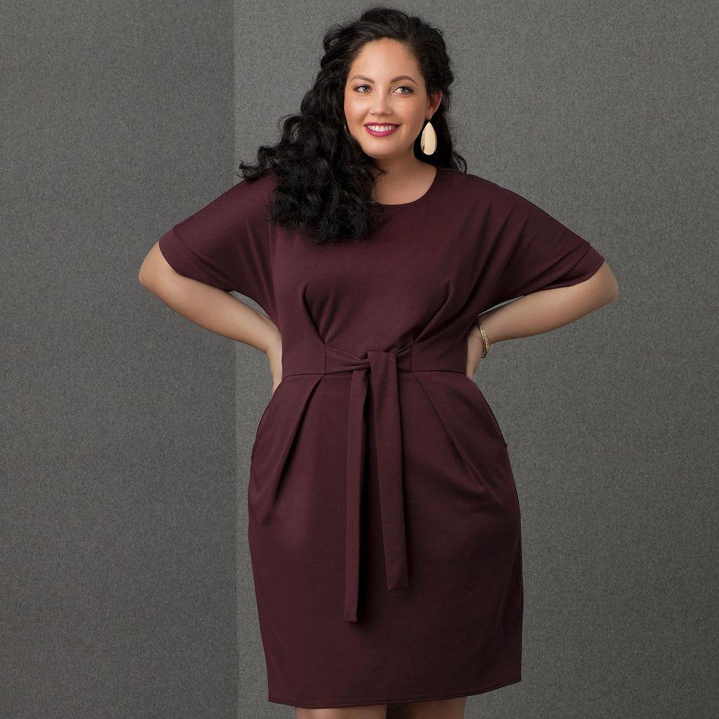 5 приёмов скорректировать полные формы одеждой