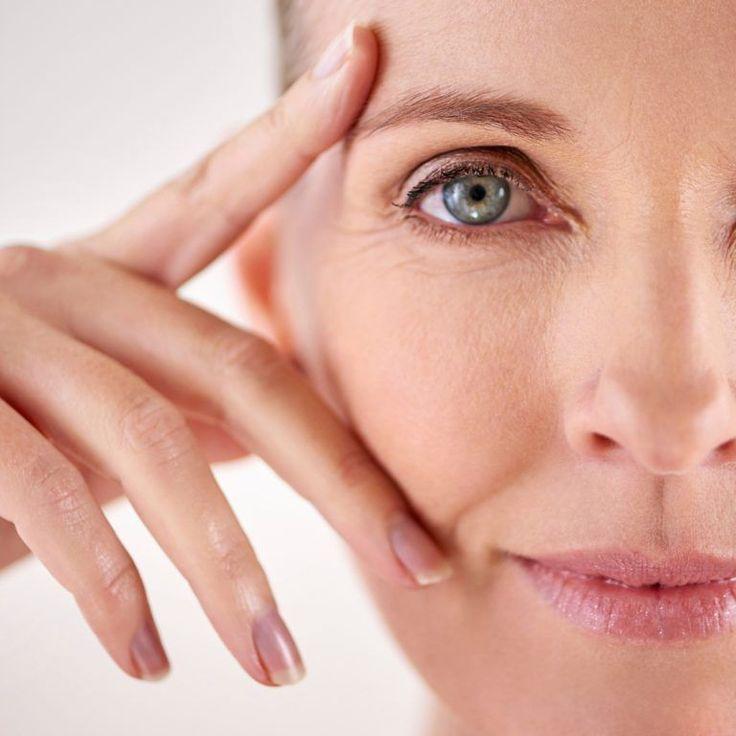 Как правильно краситься, если есть глубокие морщины у глаз