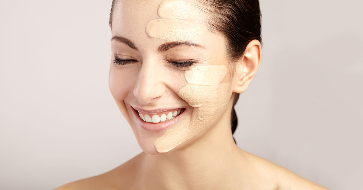 Как тонировать шею, чтобы цвет лица был идеальным