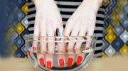 Полезный лайфхак: как высушить лак для ногтей ещё быстрее