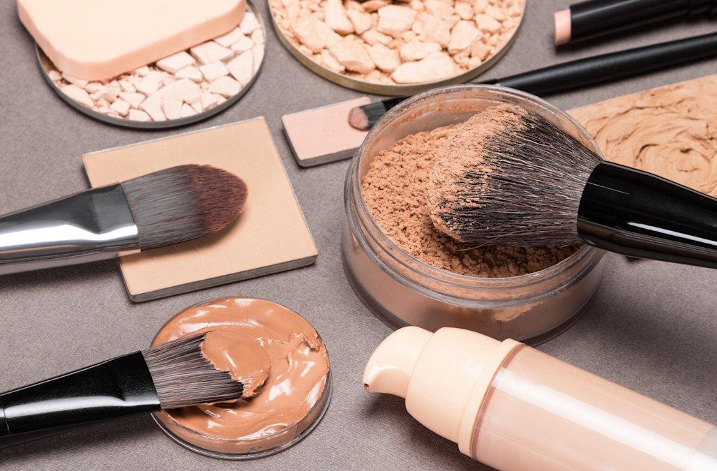 Как подобрать идеальную пудру для сухого типа кожи