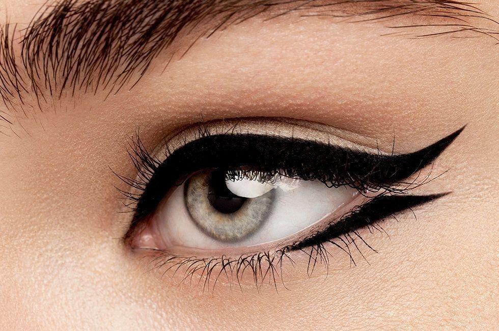 Какие бывают стрелки для глаз и как их рисовать аккуратно