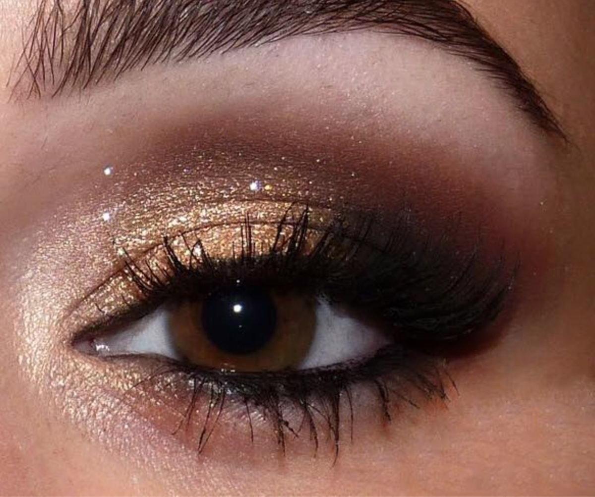 5 потрясающих идей для макияжа, которые пойдут обладательницам карих глаз